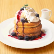 blueberry pancake補正